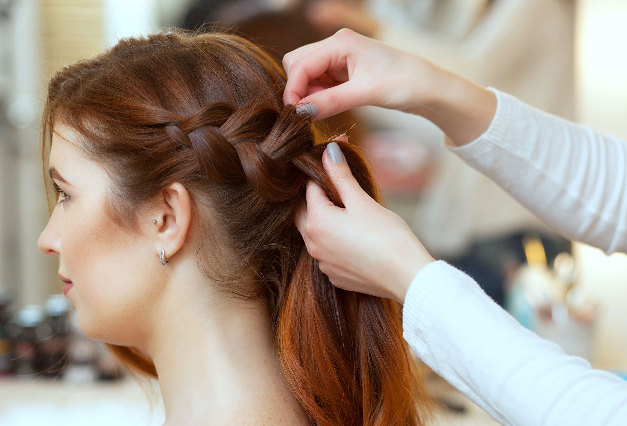 10 Easy and Quick Hairstyles For Navratri - StyleFundas